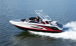The Four Winns H180vSS is one of the boats Sunwave rents