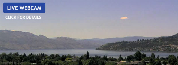 Webcam Kelowna lakeview - North America, Canada, Kelowna